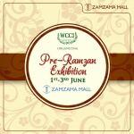 Pre Ramzan Exhibition theme