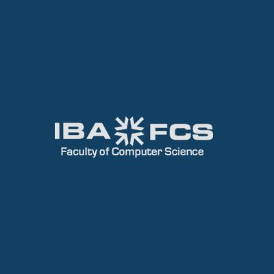 IBA FCS – Faculty of Computer Science