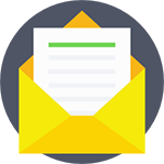 Email Marketing header icon