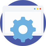 web development header icon