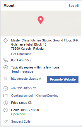 Here S How You Can Add A Whatsapp Button On Facebook Page