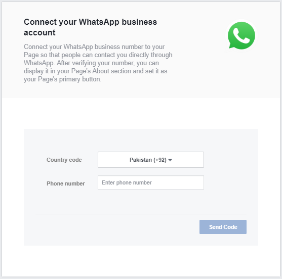 Here's How You Can Add A WhatsApp Button On Facebook Page
