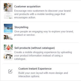 facebook advertising updates