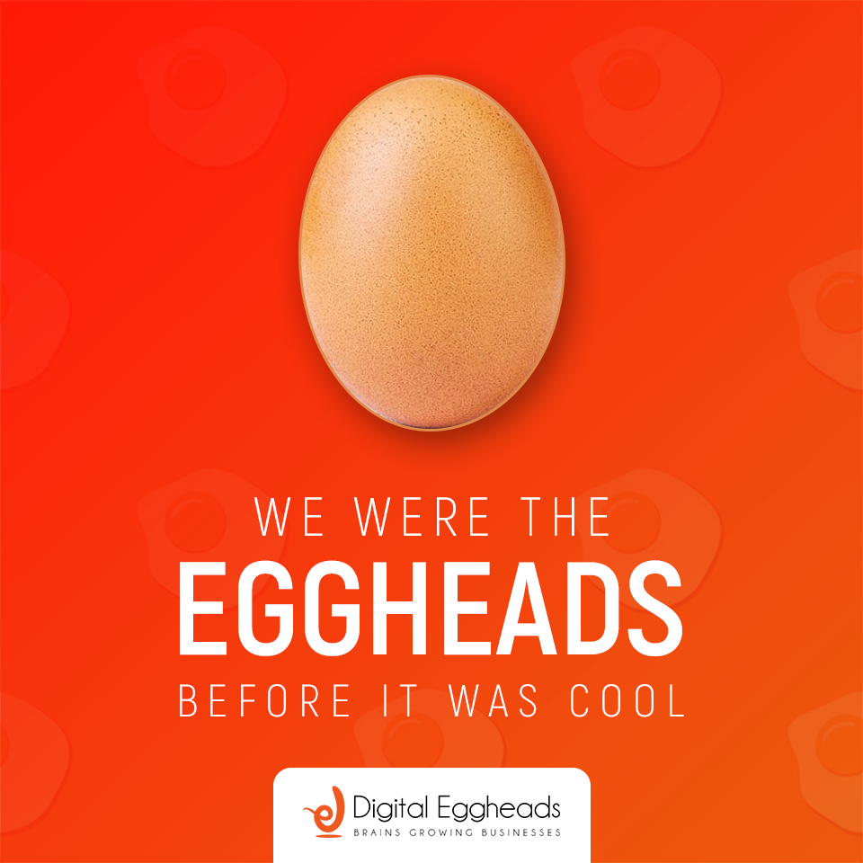 Digital Eggheads Egg post