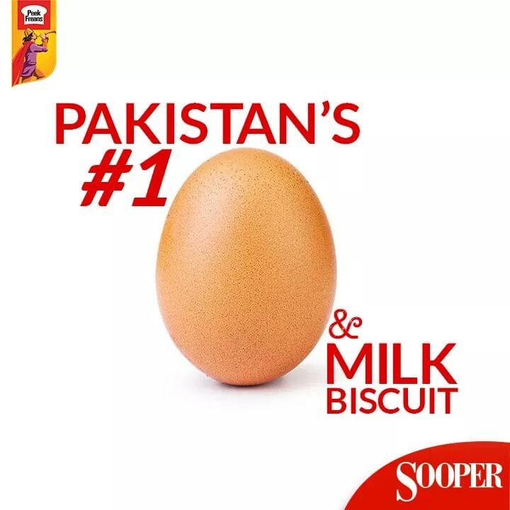 Sooper Biscuit Instagram Egg Trend