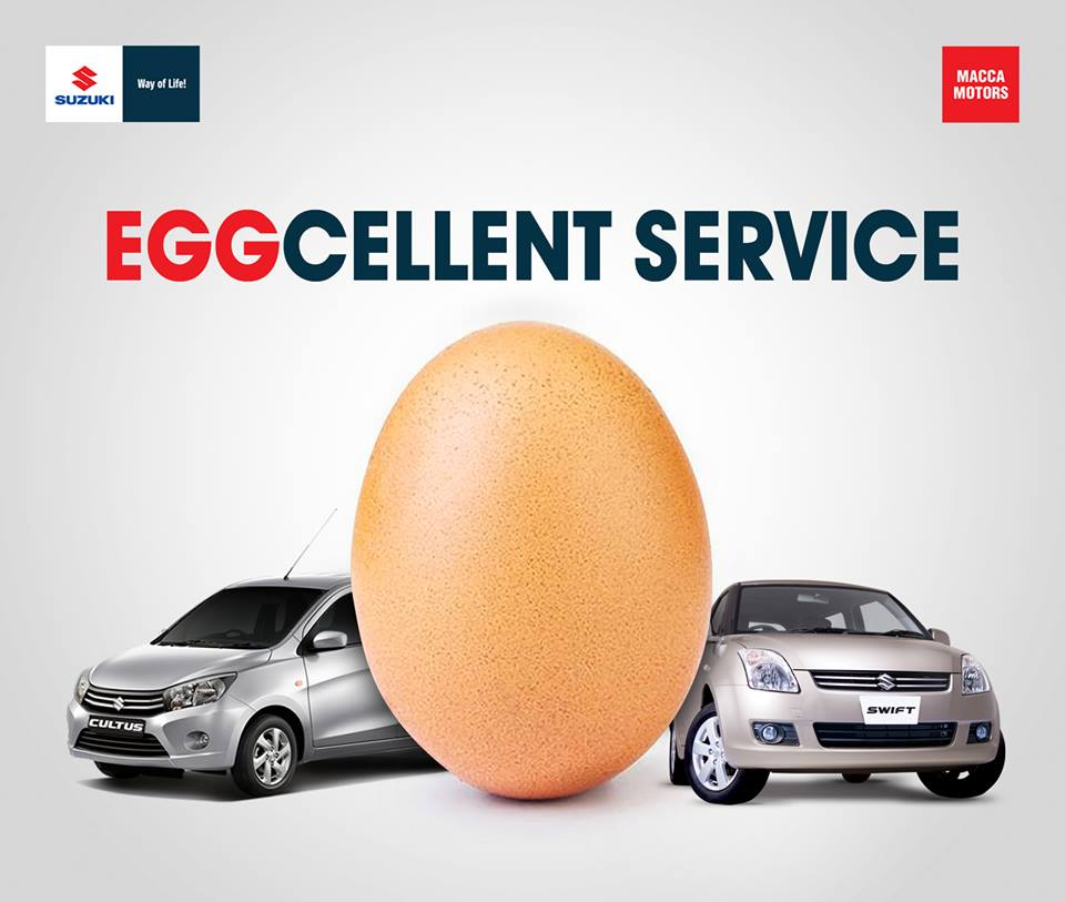 Suzuki Motors Egg Trend