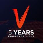 5 years of growth logo pr