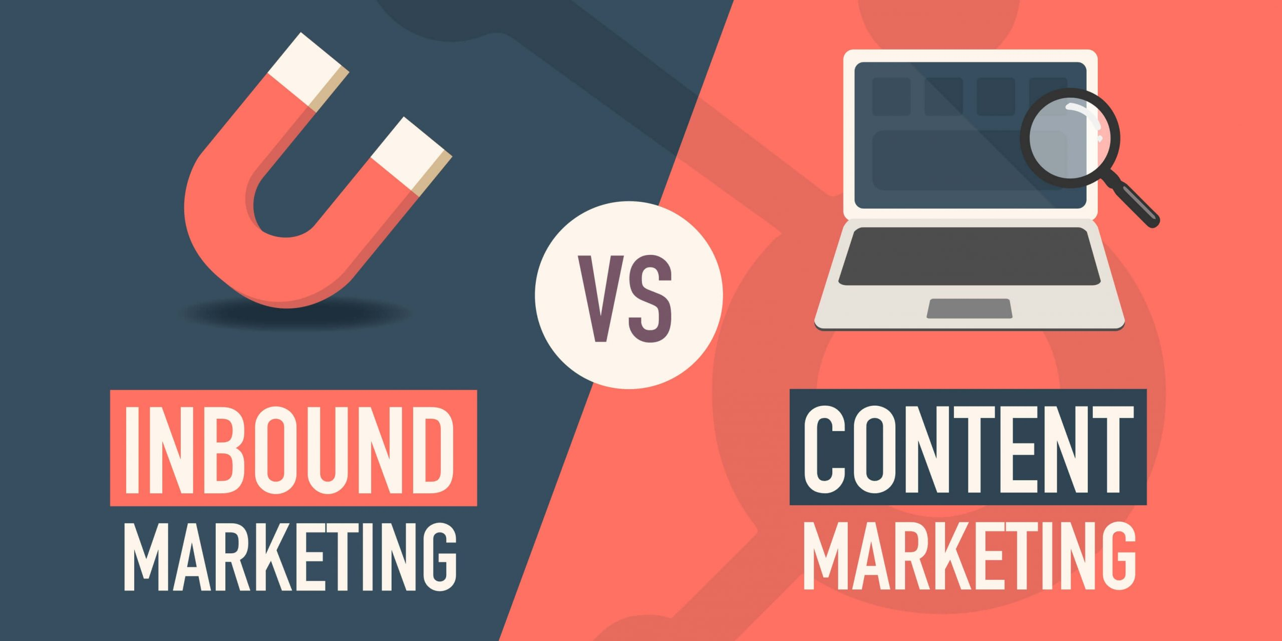 inbound vs content marketing