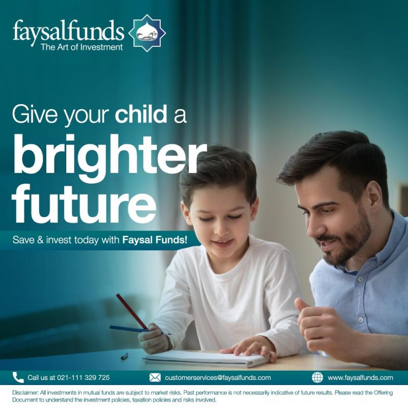 Faysal Funds Case Study Creative One