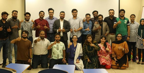 A Training on Effective Communication in Team Development by Samad Abbas Featured Image